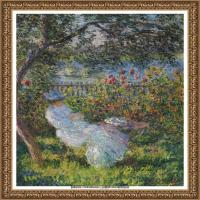 克劳德莫奈Claude Monet法国印象派画家绘画作品集莫奈名画高清图片 (319)