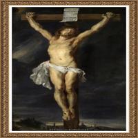 彼得保罗鲁本斯Peter Paul Rubens德国巴洛克画派画家古典油画人物高清图片宗教油画高清大图 (674)