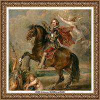 彼得保罗鲁本斯Peter Paul Rubens德国巴洛克画派画家古典油画人物高清图片宗教油画高清大图 (56)