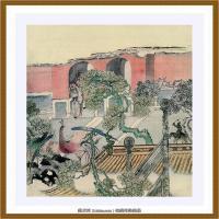 第三十八回:步玉桥茂林观凤舞 穿金户宝殿听鸾歌