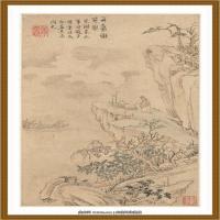 清王渔洋 书画册页纸本 (18)