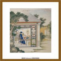 42:凤仙化作镜中美人 督促刘赤水刻苦攻读 镜中督课
