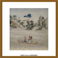 362:王勉坠入大海 为采莲女所救
