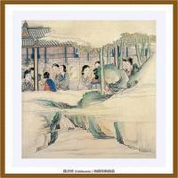 第七十一回:触旧事神往泣红亭 联新交情深凝翠馆 (2)