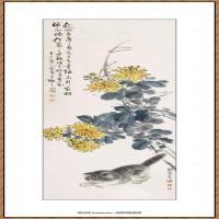 陈半丁国画作品图集 (33)