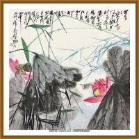当代画家薛亮绘画作品图片 (86)