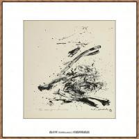 赵无极抽象油画作品集 (38)