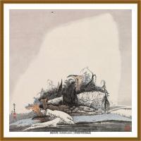 当代画家薛亮绘画作品图片 (71)