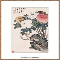 陈半丁国画作品图集 (2)