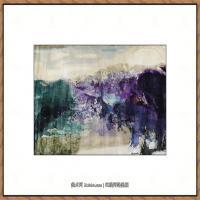 赵无极抽象油画作品集 (91)