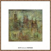 赵无极抽象油画作品集 (41)