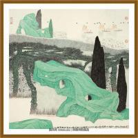 当代画家薛亮绘画作品图片 (13)