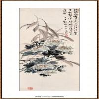 陈半丁国画作品图集 (20)