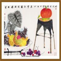 当代画家薛亮绘画作品图片 (74)