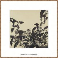 赵无极抽象油画作品集 (74)