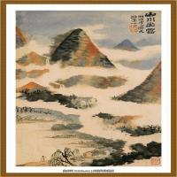 52-清-石涛-山水花卉八开-07-画