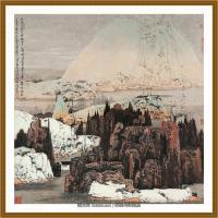 当代画家薛亮绘画作品图片 (54)
