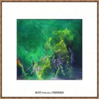 赵无极抽象油画作品集 (83)