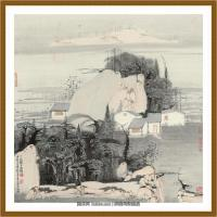 当代画家薛亮绘画作品图片 (66)