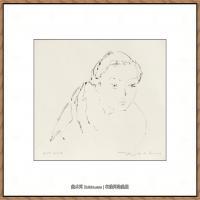 赵无极抽象油画作品集 (16)