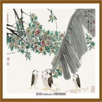 当代画家薛亮绘画作品图片 (75)