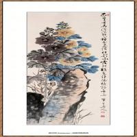 陈半丁国画作品图集 (11)