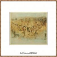 赵无极抽象油画作品集 (69)