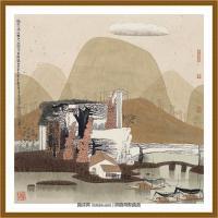 当代画家薛亮绘画作品图片 (39)