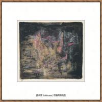 赵无极抽象油画作品集 (33)