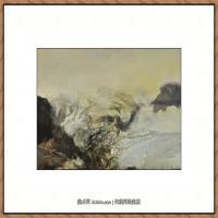 赵无极抽象油画作品集 (76)