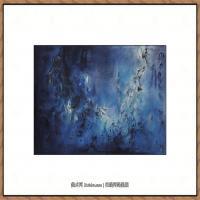 赵无极抽象油画作品集 (72)