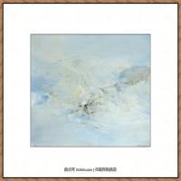 赵无极抽象油画作品集 (56)