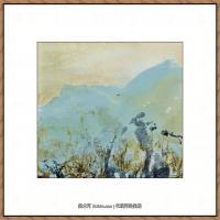 赵无极抽象油画作品集 (50)
