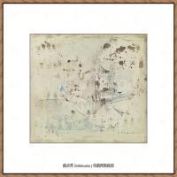 赵无极抽象油画作品集 (79)