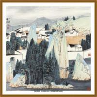 当代画家薛亮绘画作品图片 (63)