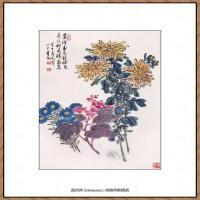 陈半丁国画作品图集 (15)