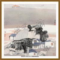 当代画家薛亮绘画作品图片 (11)