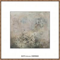 赵无极抽象油画作品集 (42)