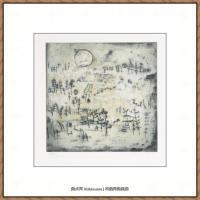 赵无极抽象油画作品集 (52)