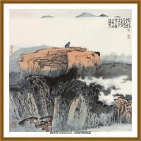 当代画家薛亮绘画作品图片 (88)
