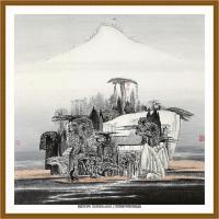 当代画家薛亮绘画作品图片 (60)
