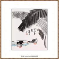 当代画家娄师白绘画作品 (20)