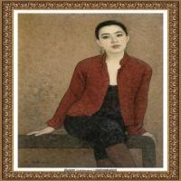 靳尚谊油画作品 (22)