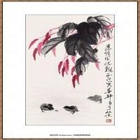 当代画家娄师白绘画作品 (8)