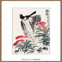 当代画家娄师白绘画作品 (7)