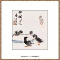 当代画家娄师白绘画作品 (13)