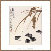 当代画家娄师白绘画作品 (25)