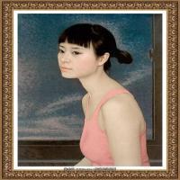 靳尚谊油画作品 (34)