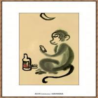 刘树勇(老树)绘画作品 (24)