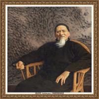 靳尚谊油画作品 (3)
